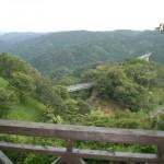 バンガロー(ロフト付)からの眺め