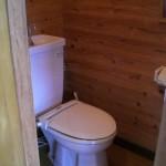 バンガロー(平屋) トイレ